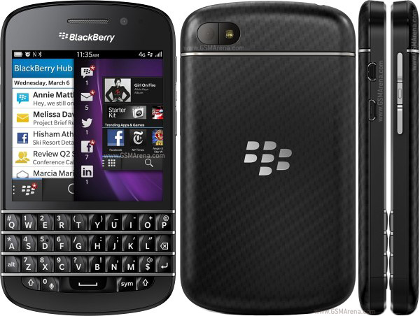 Blackberry-Q10-Reparatur